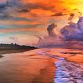 Stormy Skies by Michael Pickett