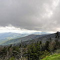 Stormy Smoky Mountains by Cynthia Woods