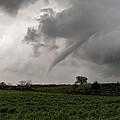 Stormy Spring Sunday by Eugene Thieszen