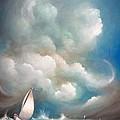 Stormy Sunday by Artist ForYou