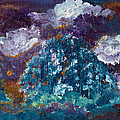 Stormy Sundown by Donna Blackhall