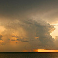 Stormy Sunset by Mariarosa Rockefeller