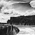 Stormy Surf by Bruce Frye