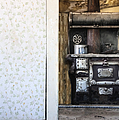 Stove by Margie Hurwich