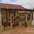 Stoves And Tinware by John Malone