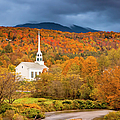Stowe Church by Brian Jannsen