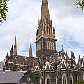 St.patrick's Cathedral by Bob Phillips