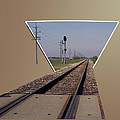 Straight As A Rail by Thomas Woolworth