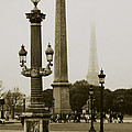 Straight Lines In Paris by Rabiri Us