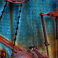 Strained Gears  by The Artist Project