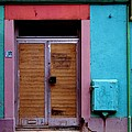 Strasbourg Door by Bob and Kathy Frank