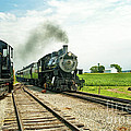 Strasburg Express by Paul W Faust -  Impressions of Light