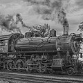 Strasburg Rail 475 In Hdr by Guy Whiteley