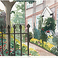Stratford 20x16 by Kendra Kurth Clinton
