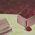 Strawberry Basket by Barbara McDevitt