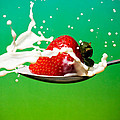 Strawberry Milk by Kyle Simpson