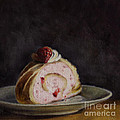 Strawberry Slice by Ulrike Miesen-Schuermann