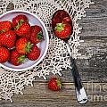 Strawberry Vintage by Jane Rix