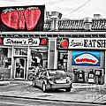 Strawn's Eat Shop by Scott Pellegrin