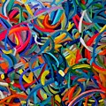 Streamers Of Joy by Michael Durst