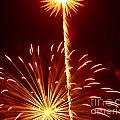 Streaming Fireworks by Ray Konopaske
