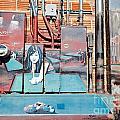 Street Art Fun by Gary Richards