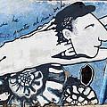 Street Art Santiago Chile by Kurt Van Wagner