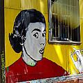 Street Art Valparaiso Chile 7 by Kurt Van Wagner