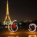 Street Artists In Paris by Pedro Nunez