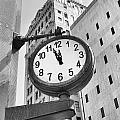 Street Clock by Rudy Umans