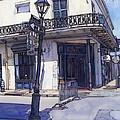 Street Corner 214 by John Boles