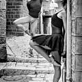 Street Dance by Ohad Falik