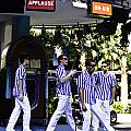 Street Entertainers In The Hollywood Section by Ashish Agarwal