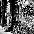 Street Graffiti by Richelle Munzon