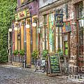 Street In Ghent by Juli Scalzi