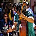 Street Jazz - St. Remy Style by John  Nickerson