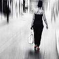 Street Lady by Claudia Moeckel