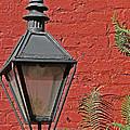 Street Lamp by Jeanne  Woods