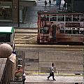 Street Life In Hong Kong by Anders Hingel
