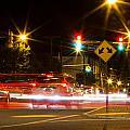 Street Lights by Gaurav Singh