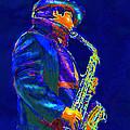 Street Music by Jane Schnetlage