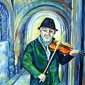 Italian Street Music. Part Two by Anna  Duyunova