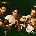 Street Musicians by Reproduction