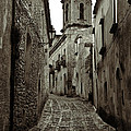 Street Of Erice by RicardMN Photography