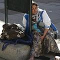 Street People - A Touch Of Humanity 10 by Teo SITCHET-KANDA