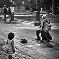 Street Performance by Tom Bell
