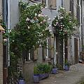 Street Scene Durfort France by Greg Kluempers