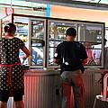 Street Scene - Phi Phi Island - 01135 by DC Photographer