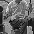 Street Strings 2 by Yuri Levchenko