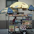 Street Vendor by Newyorkcitypics Bring your memories home